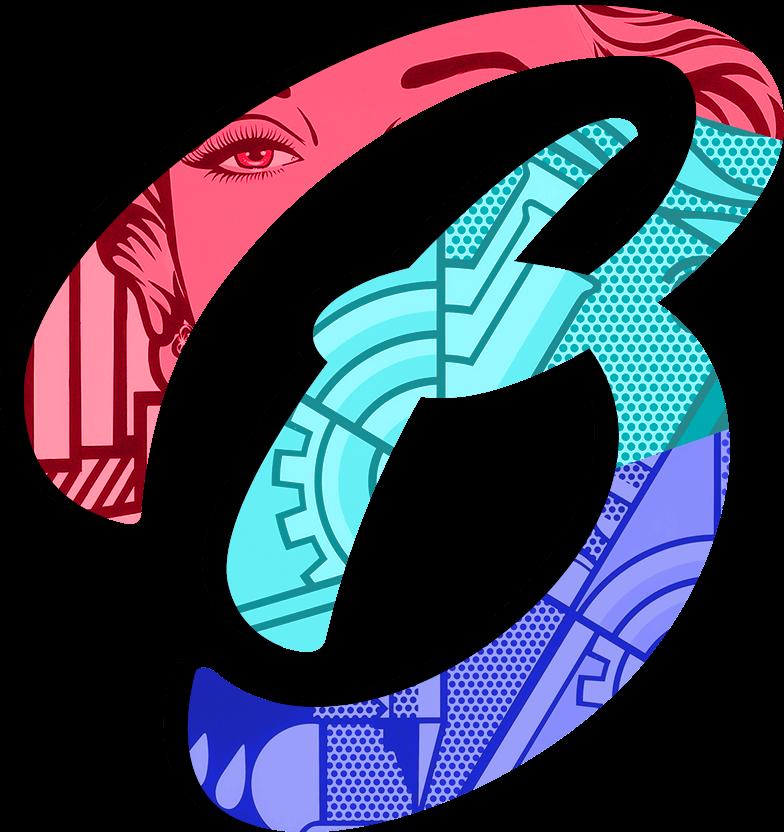Barrel Marketing Colour Logo Design