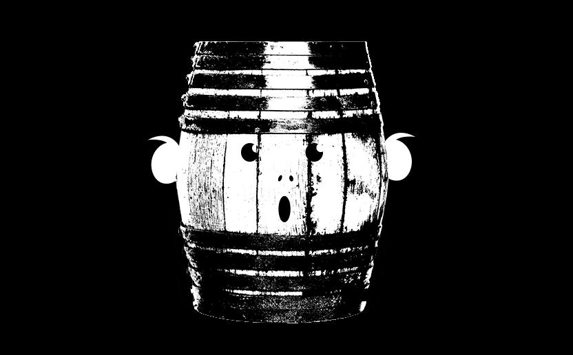 Barrel Marketing Monkey