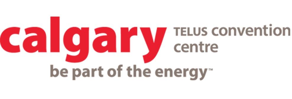 Calgary Telus Convention Centre Logo Design