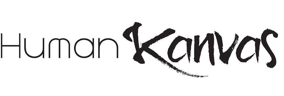 Human Kanvas logo design
