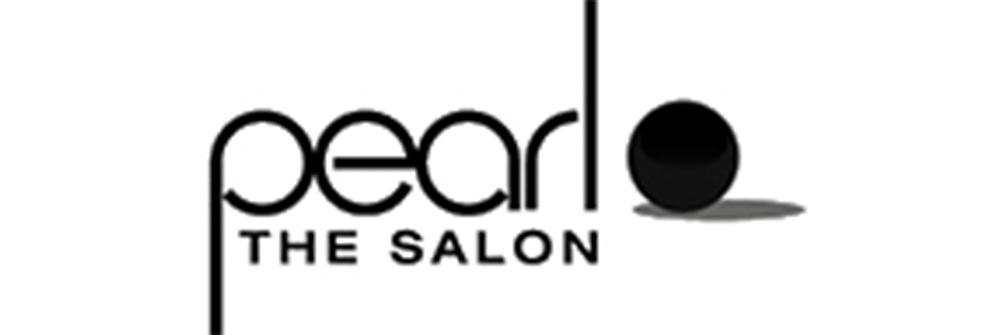 Pearl the Salon logo design