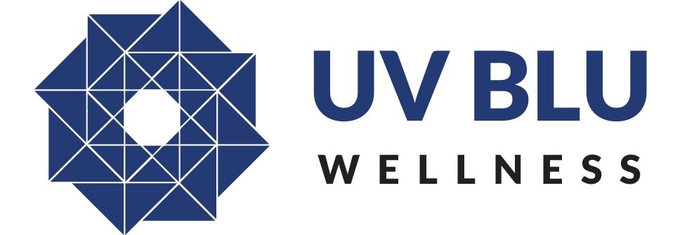 UVB Wellness Logo design