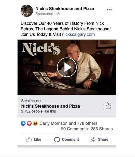 Nicks Facebook Ad 2